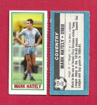 Coventry City Mark Hateley 133